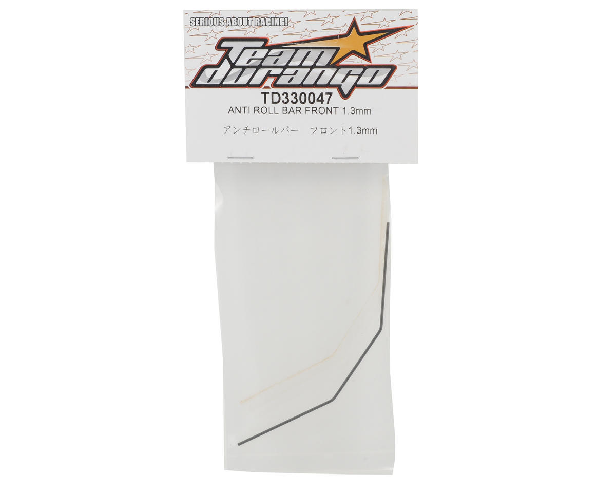 Team Durango 1.3mm Front Anti Roll Bar