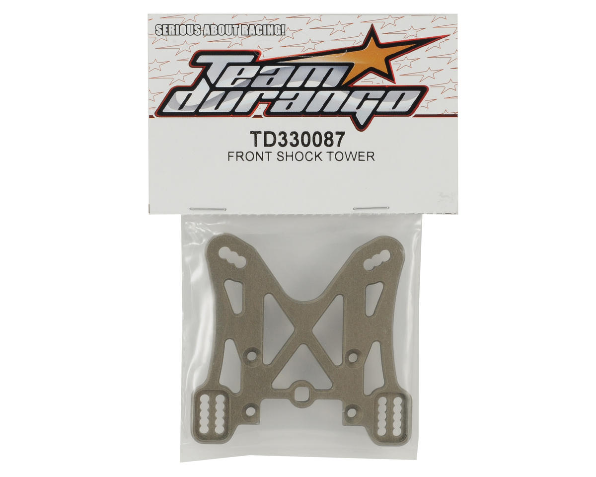 Team Durango Front Shock Tower