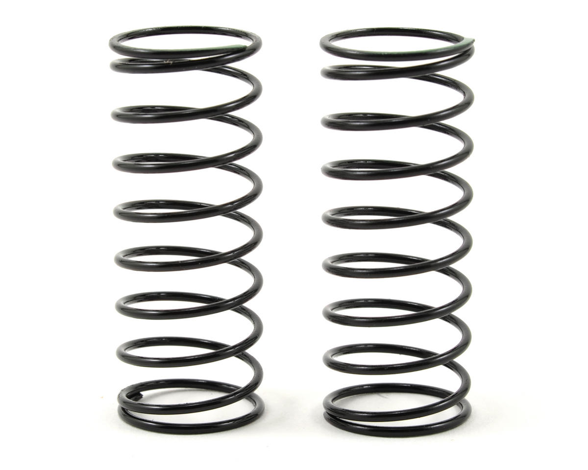 Team Durango 45mm Front Big Bore Shock Spring Set (Dark Green) (58gf/mm) (2)