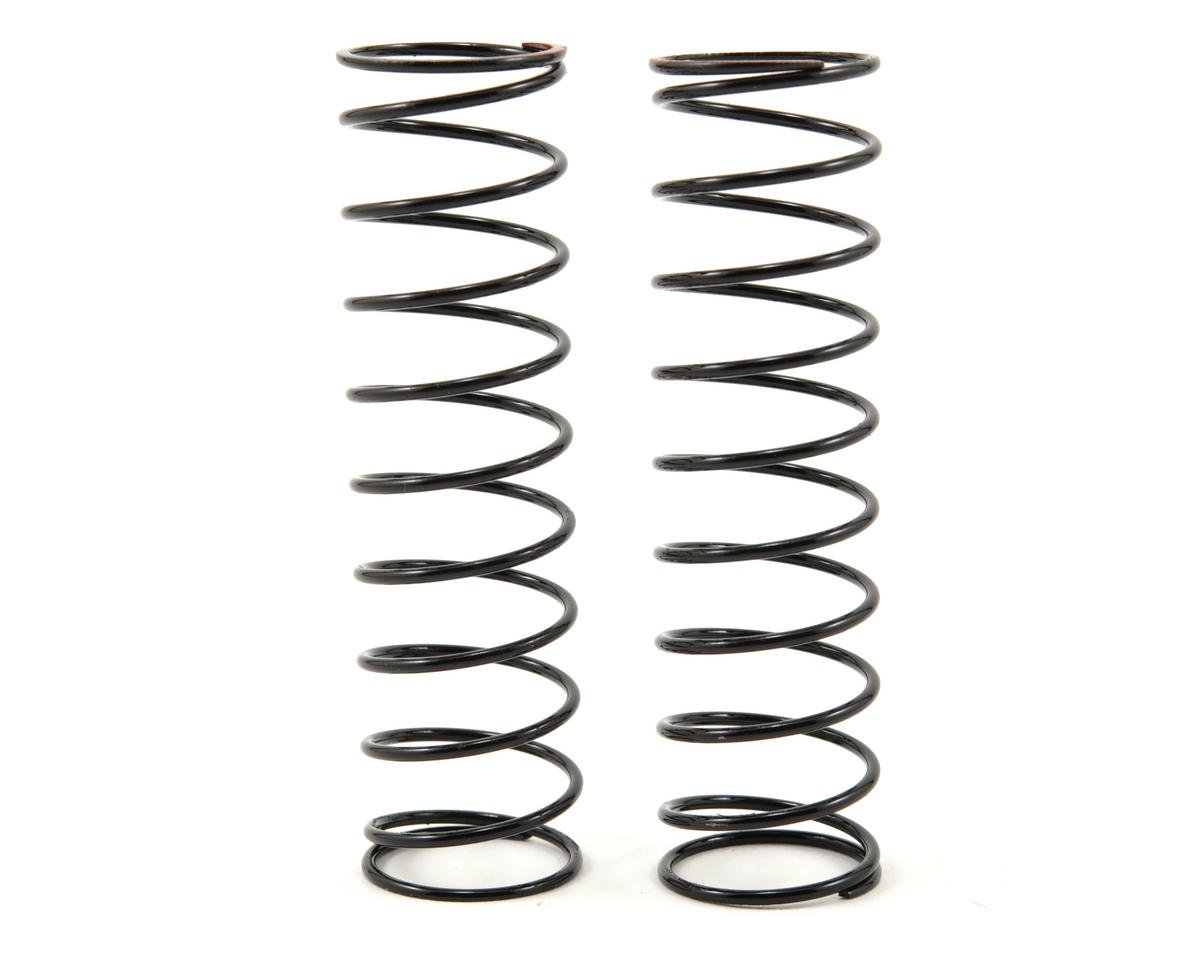 65mm Rear Big Bore Shock Spring Set (Dark Red) (48gf/mm) (2) by Team Durango