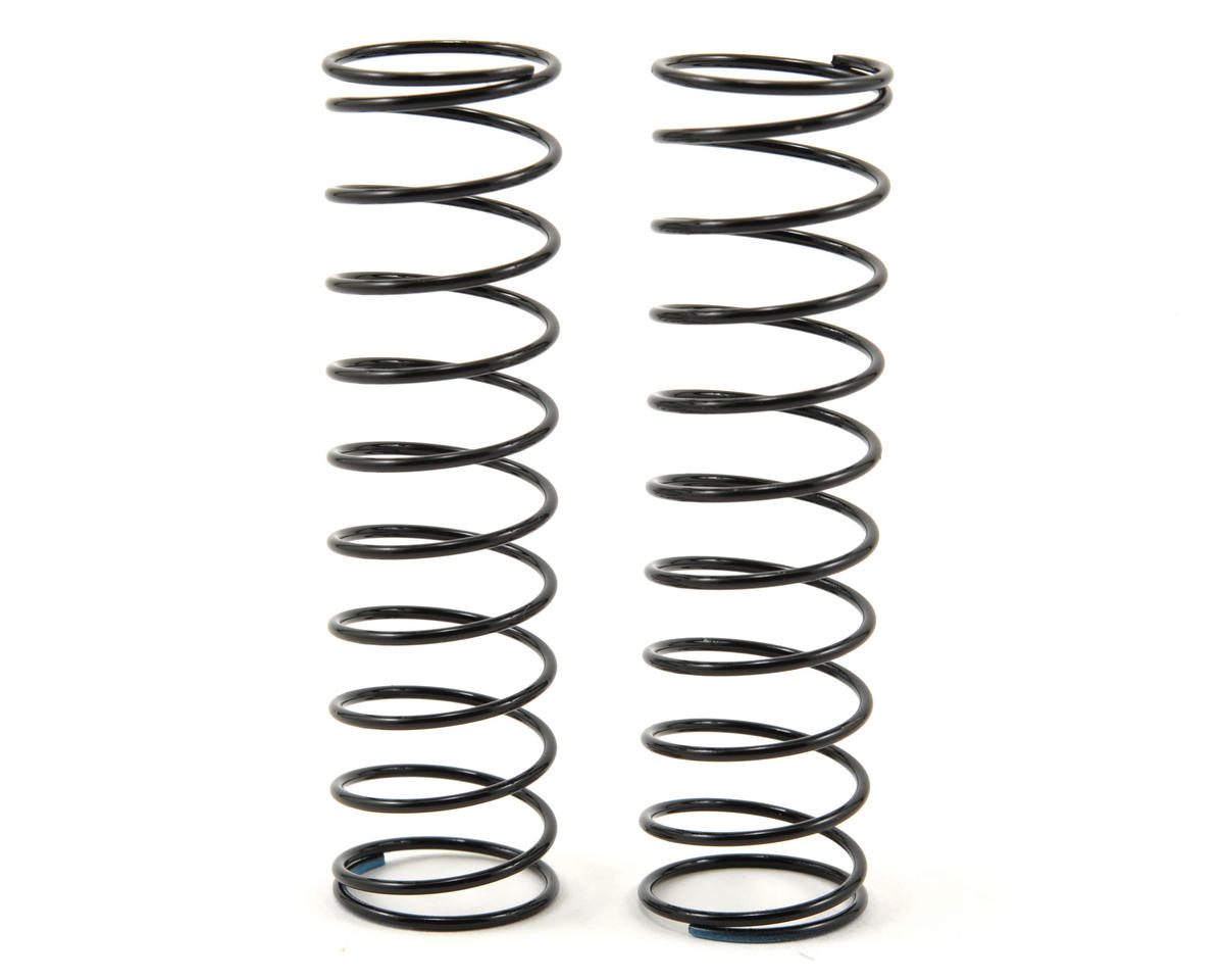 Team Durango 65mm Rear Big Bore Shock Spring Set (Light Blue) (32gf/mm) (2)