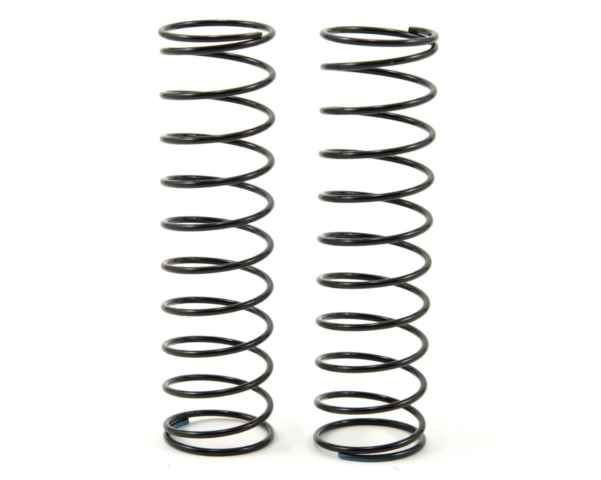 65mm Rear Big Bore Shock Spring Set (Light Blue) (32gf/mm) (2) by Team Durango