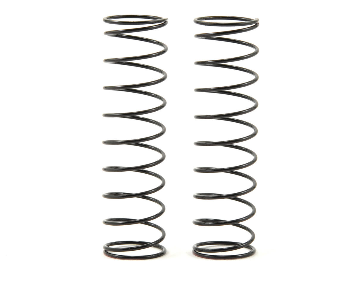 Team Durango 65mm Rear Big Bore Shock Spring Set (Light Red) (35gf/mm) (2)