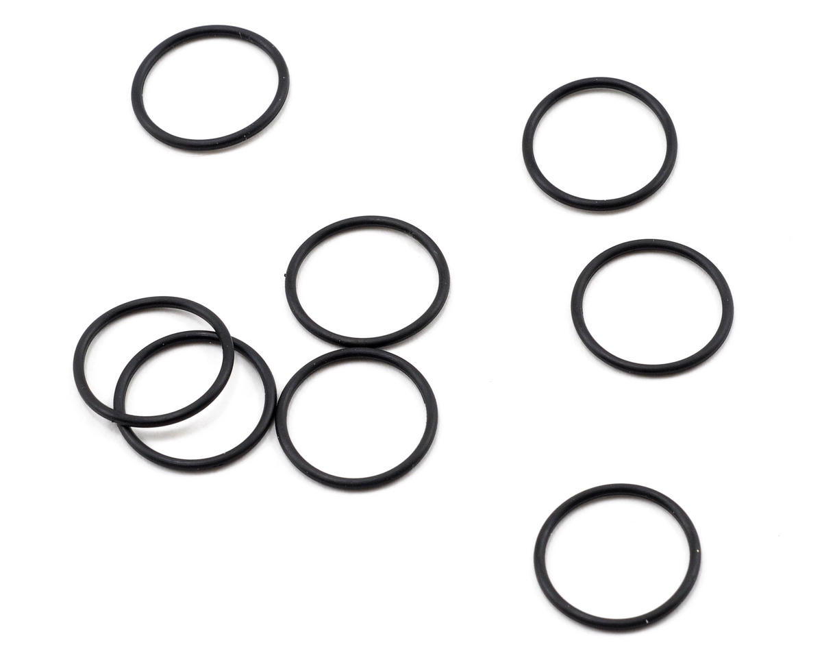 Team Durango Big Bore Shock Cap O-Ring Set (8)