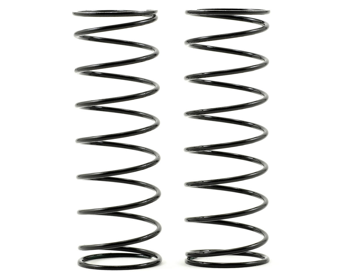 Team Durango Front Shock Spring Set (Green - 61gf/3.45lb) (2)