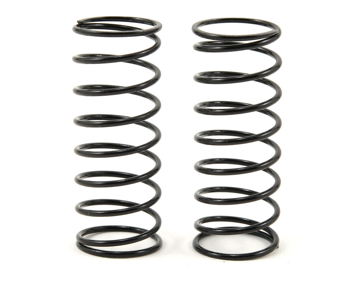 Team Durango 45mm Front Big Bore Shock Spring Set (Olive Green) (86gf/mm) (2)