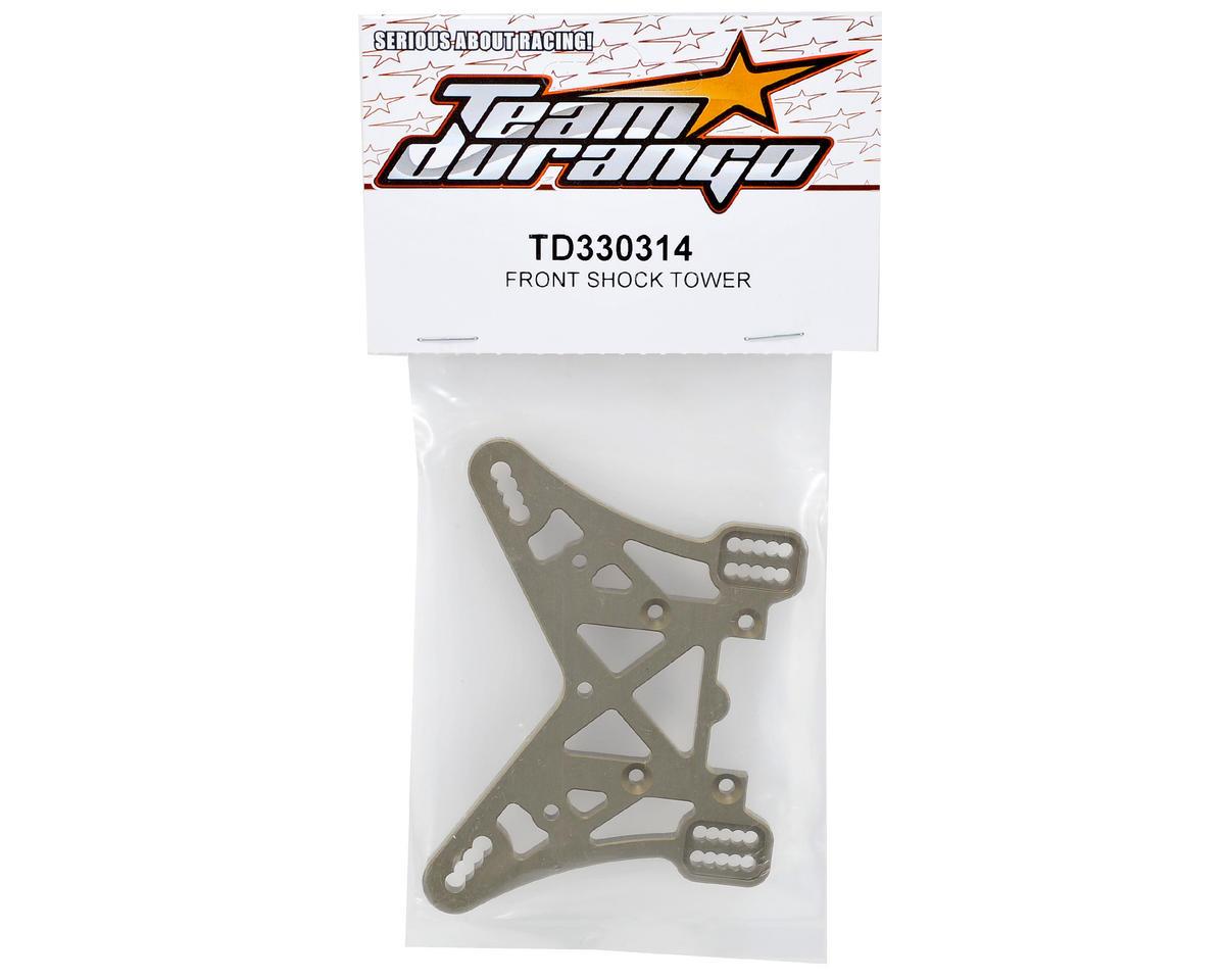 Team Durango Front Shock Tower