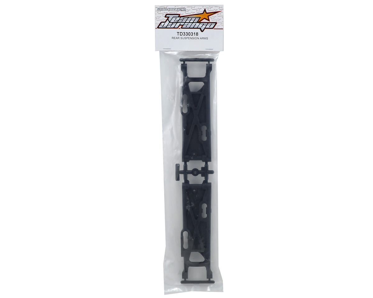 Team Durango Rear Suspension Arm Set