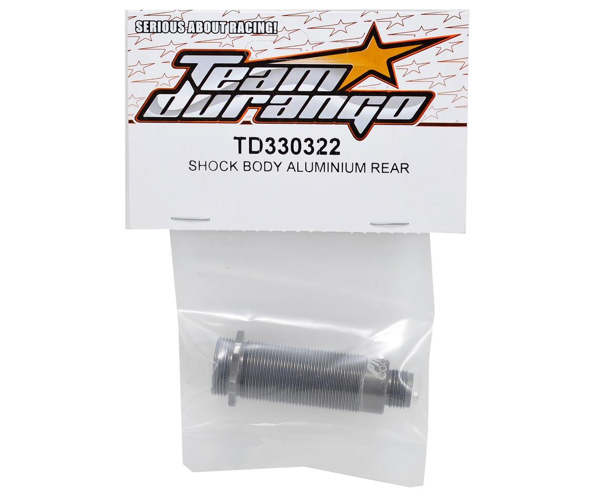 Team Durango Aluminum Rear Shock Body