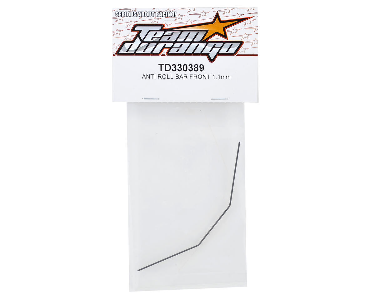 Team Durango 1.1mm Front Anti Roll Bar