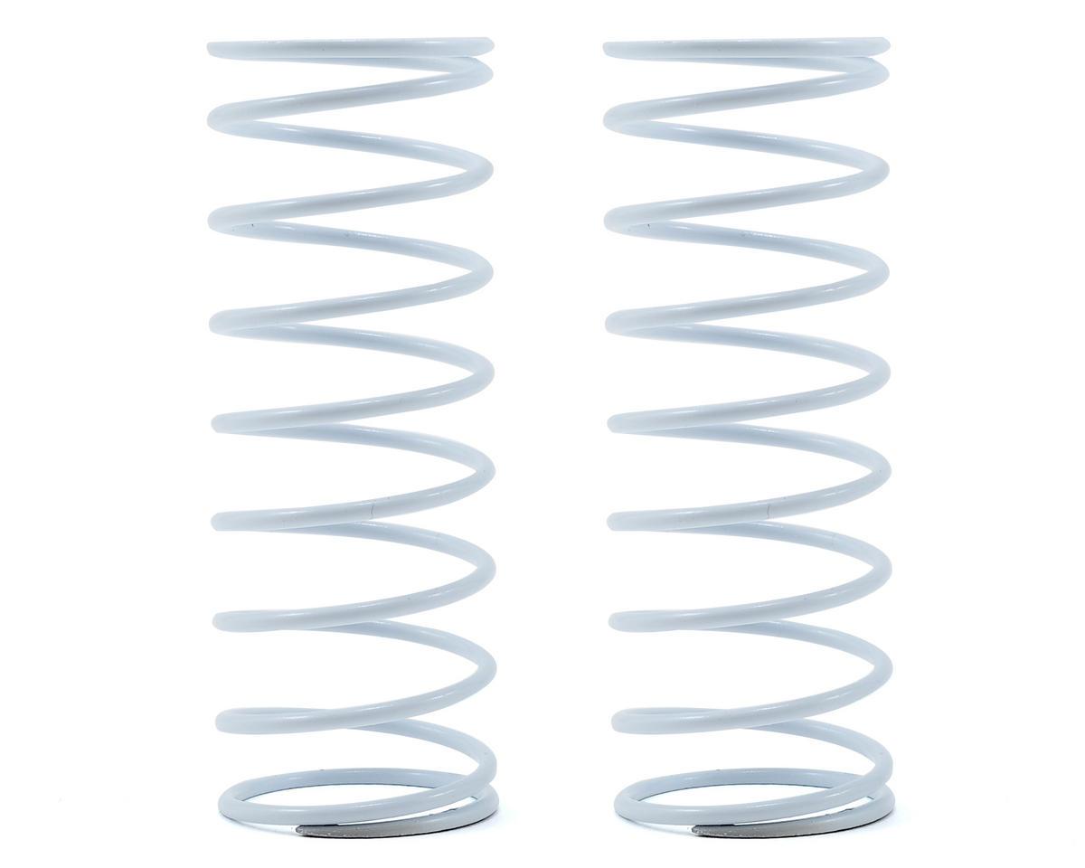 Team Durango Front Shock Spring Set (White/Grey) (76gf/mm) (2)