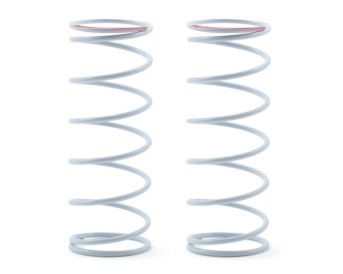 Team Durango Front Shock Spring Set (White/Red) (103gf/mm)