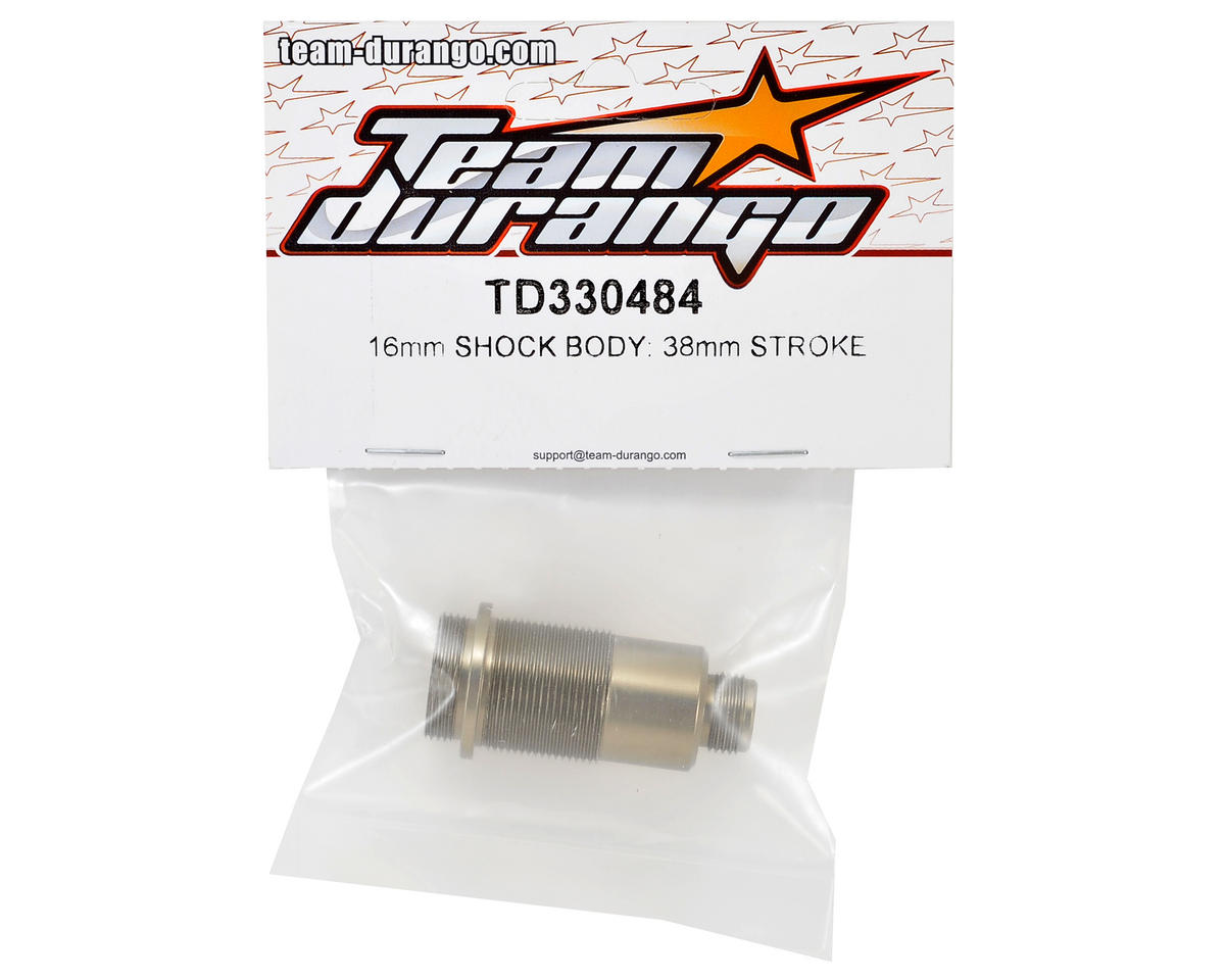 Team Durango 16mm Shock Body (38mm Stroke)