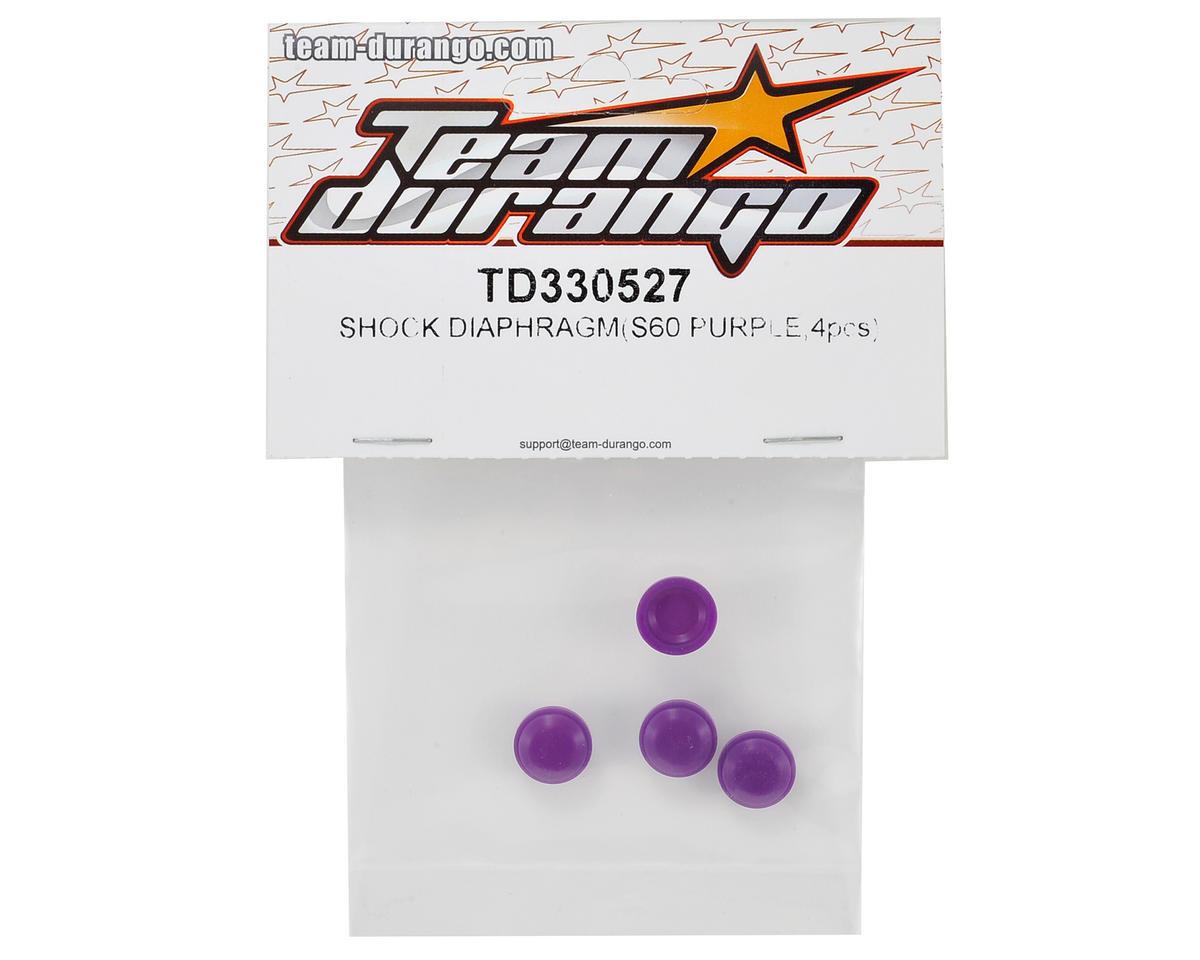 Team Durango Shock Bladder (S60 Purple) (4)