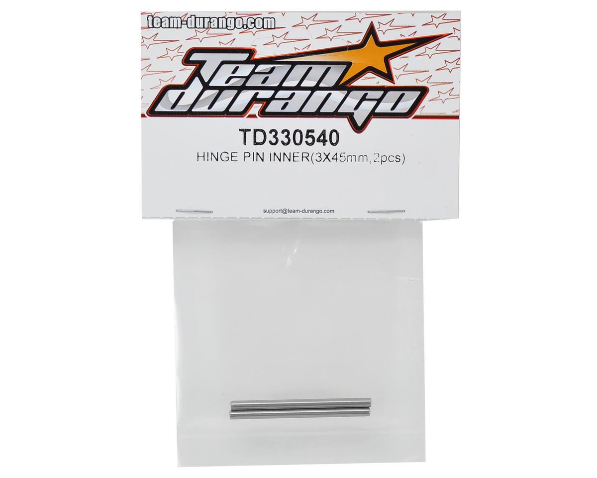 Team Durango 3x45mm Inner Hinge Pin (2)