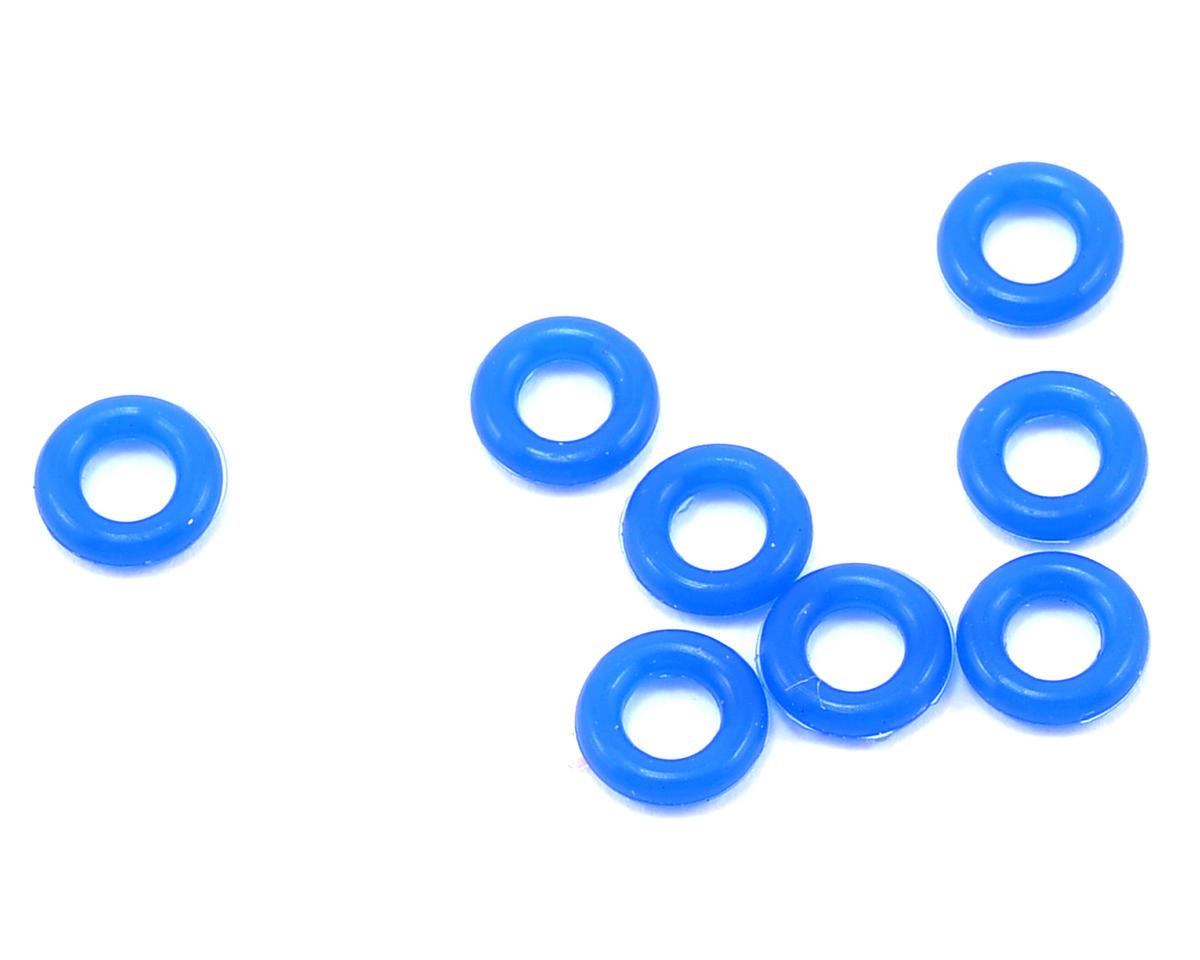 Team Durango 4x2mm P-4 O-Ring (S30 Blue) (8)