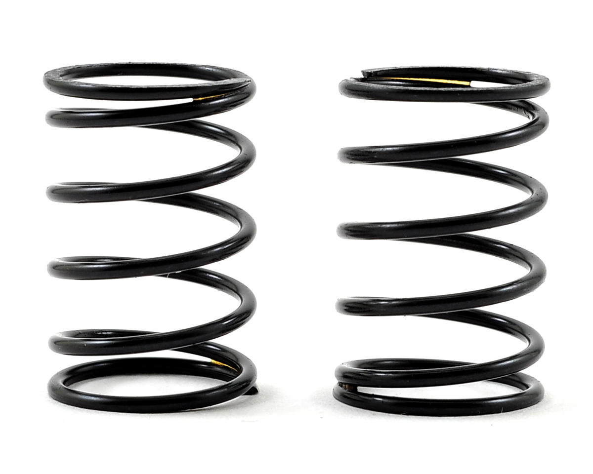 "Team Durango ""2"" Shock Spring Set (2) (Soft - 15.6lbs)"