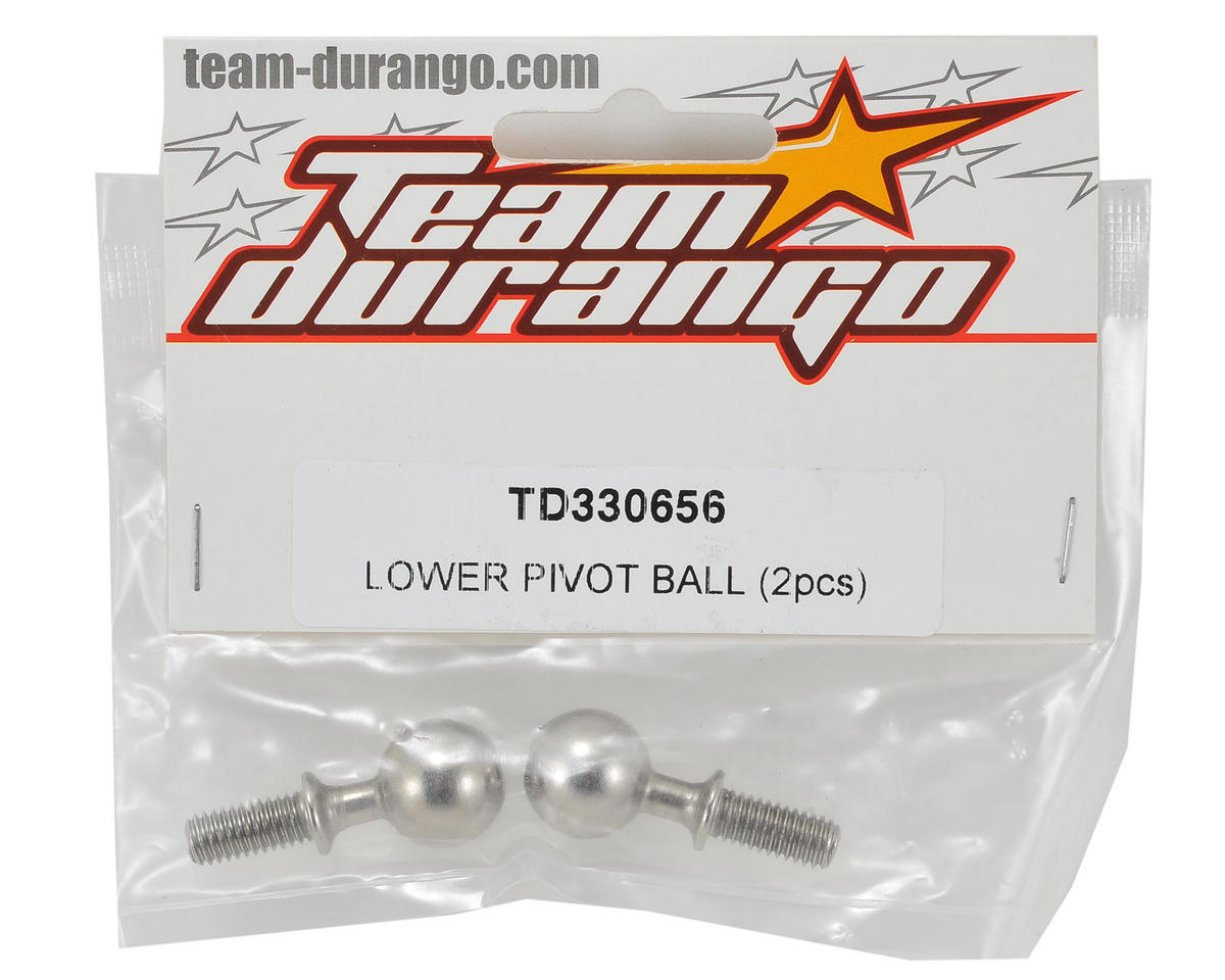 Team Durango Lower Pivot Ball (2)