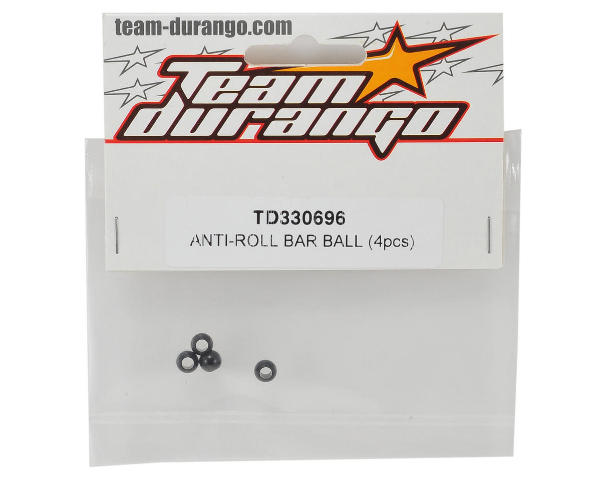 Team Durango Anti-Roll Bar Ball (4)