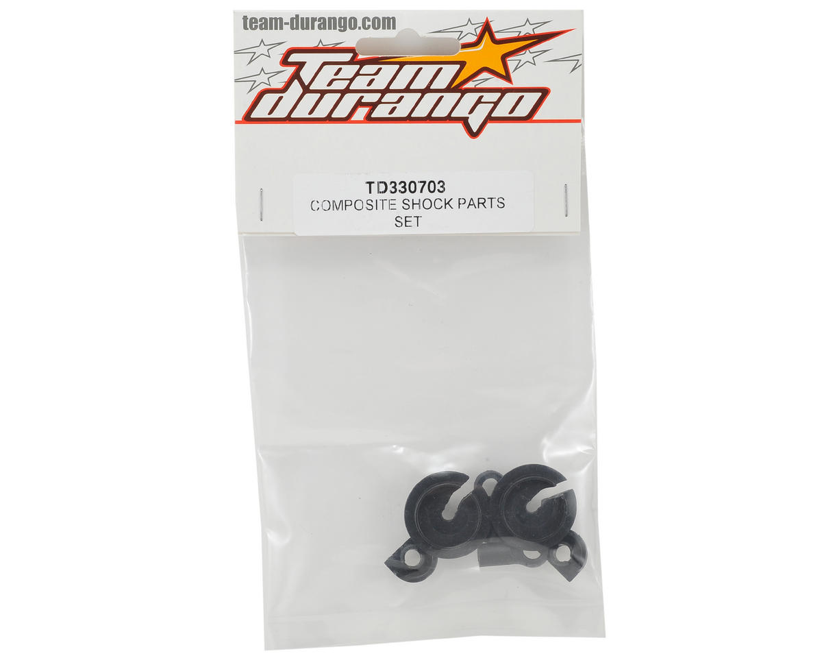 Team Durango Shock External Plastic Parts Set