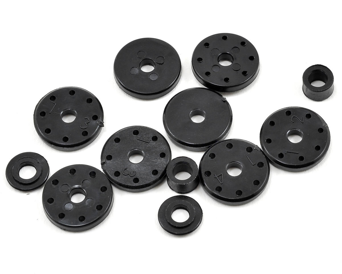 Team Durango Shock Internal Plastic Parts Set