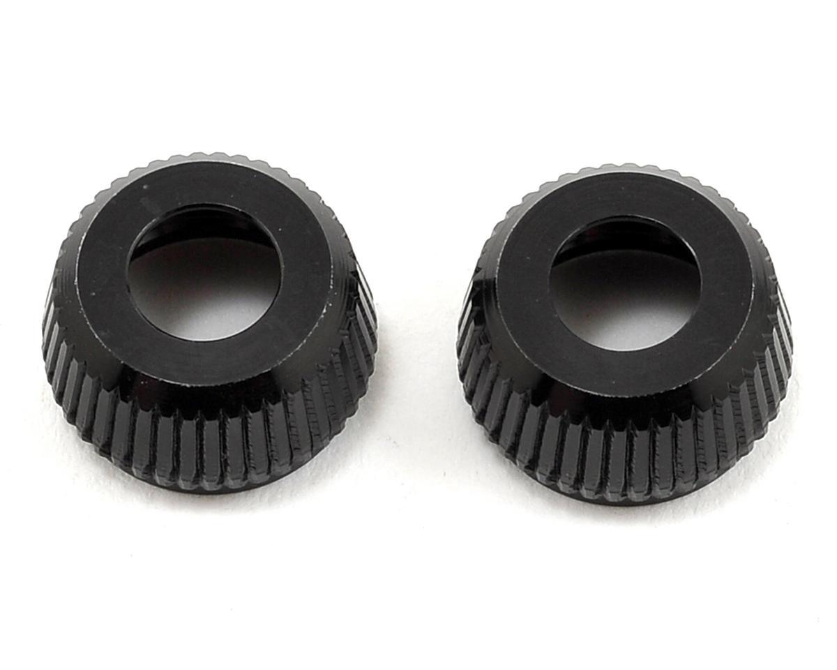 Team Durango Shock Seal Cap (Black) (2)