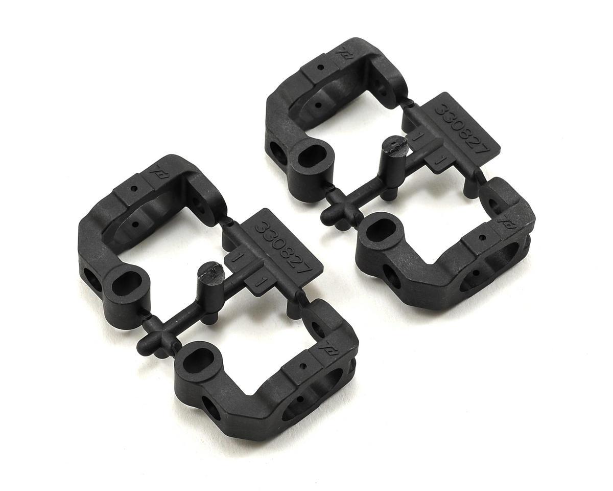 Team Durango DETC410 V2 Carbon Caster Block (4)