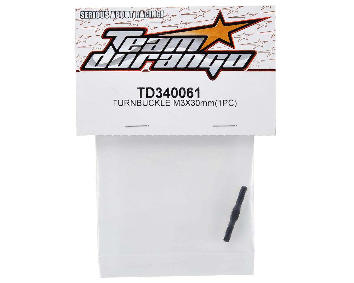 Team Durango 3.5x30mm Turnbuckle