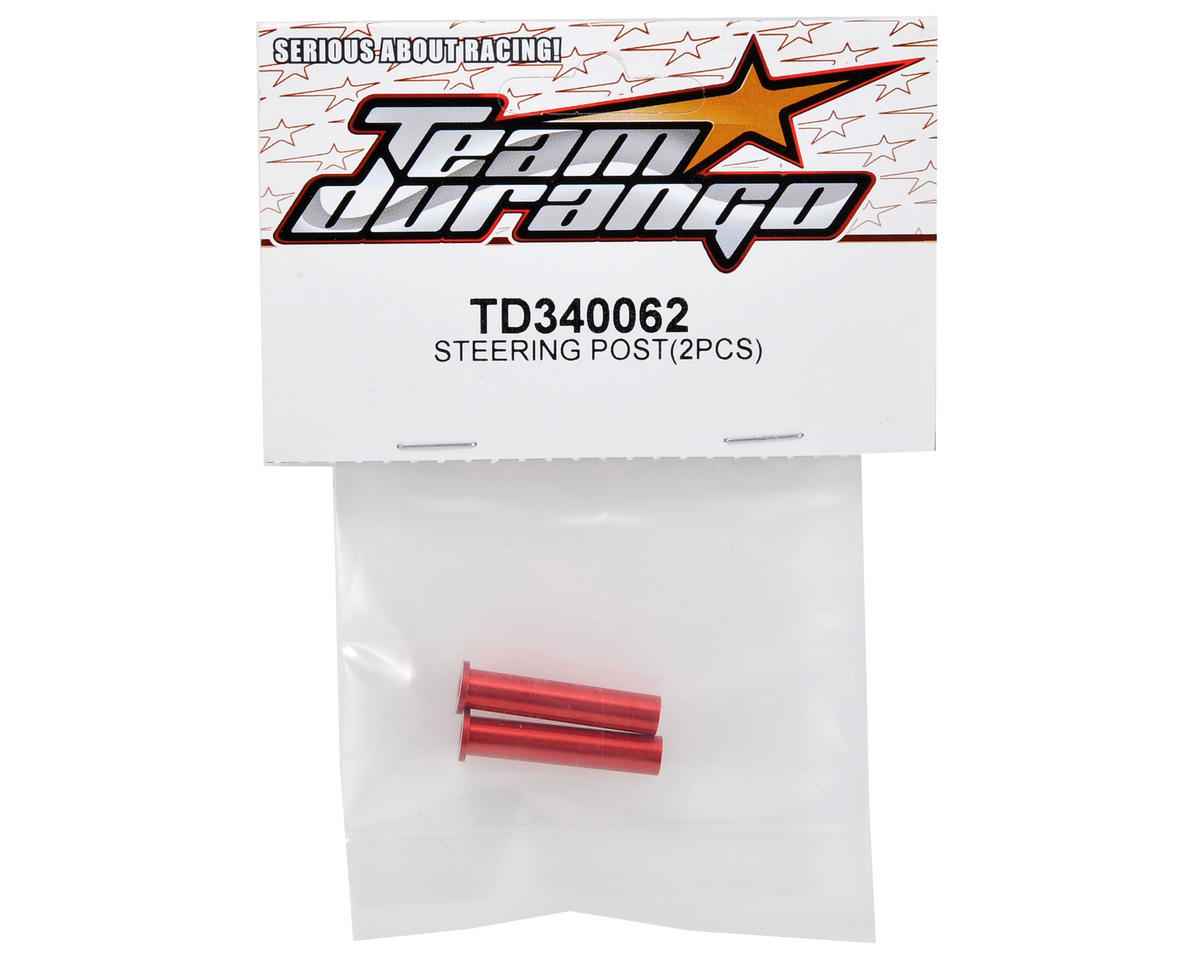Team Durango Steering Post Set (2)