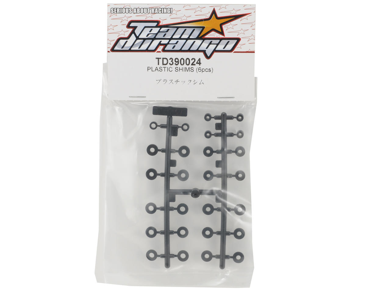 Team Durango Plastic Shim Set (15)