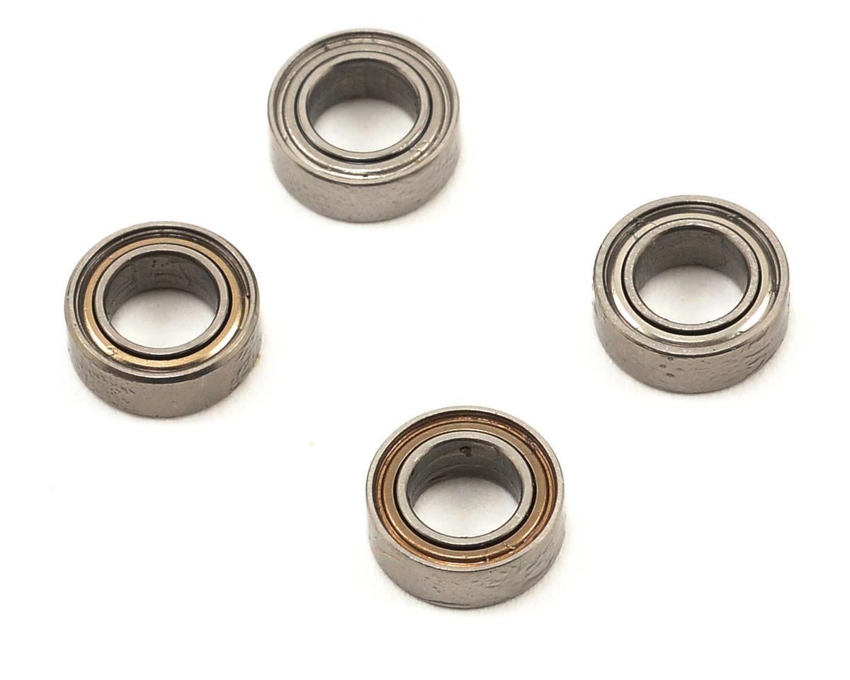 Team Durango 4x7x2.5mm Ball Bearing Set (4)