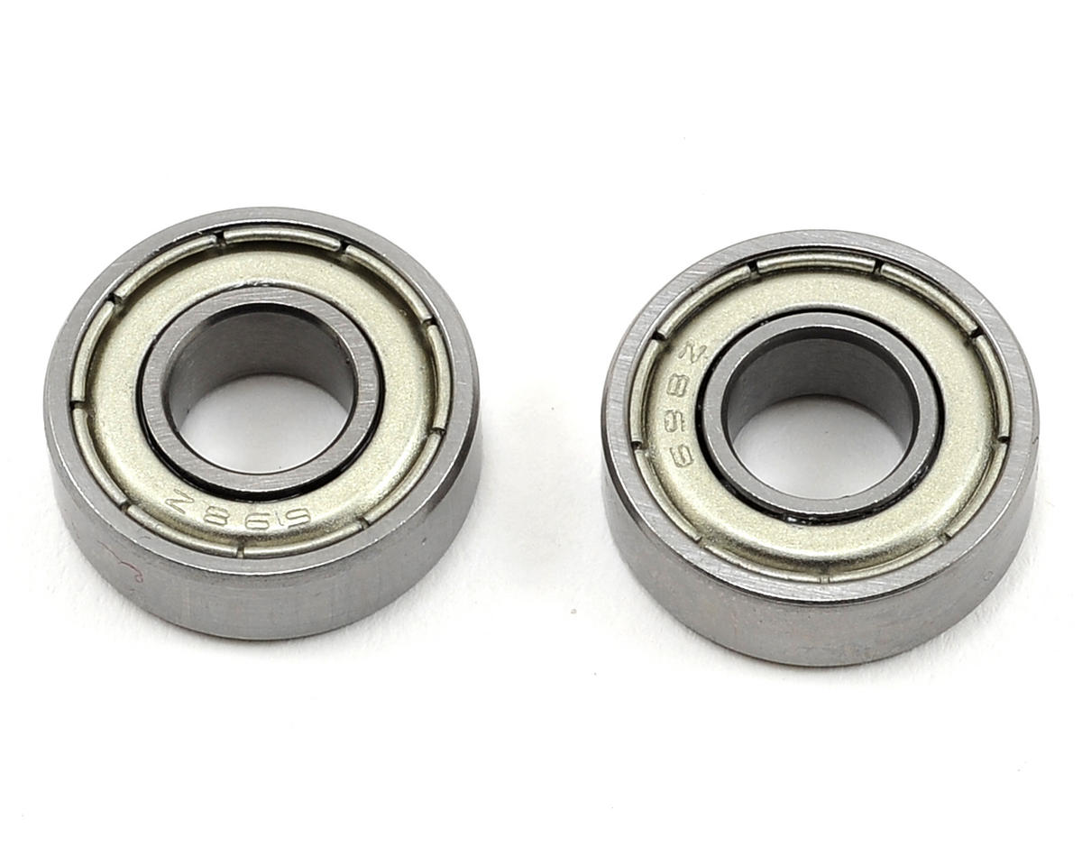 Team Durango 8x19x6mm Ball Bearing (2)