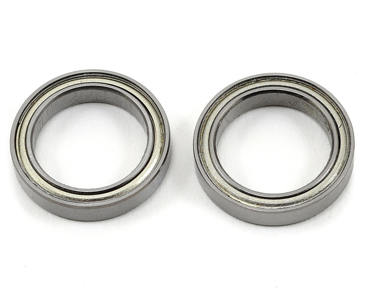 Team Durango DNX8 15x21x4mm Ball Bearing (2)