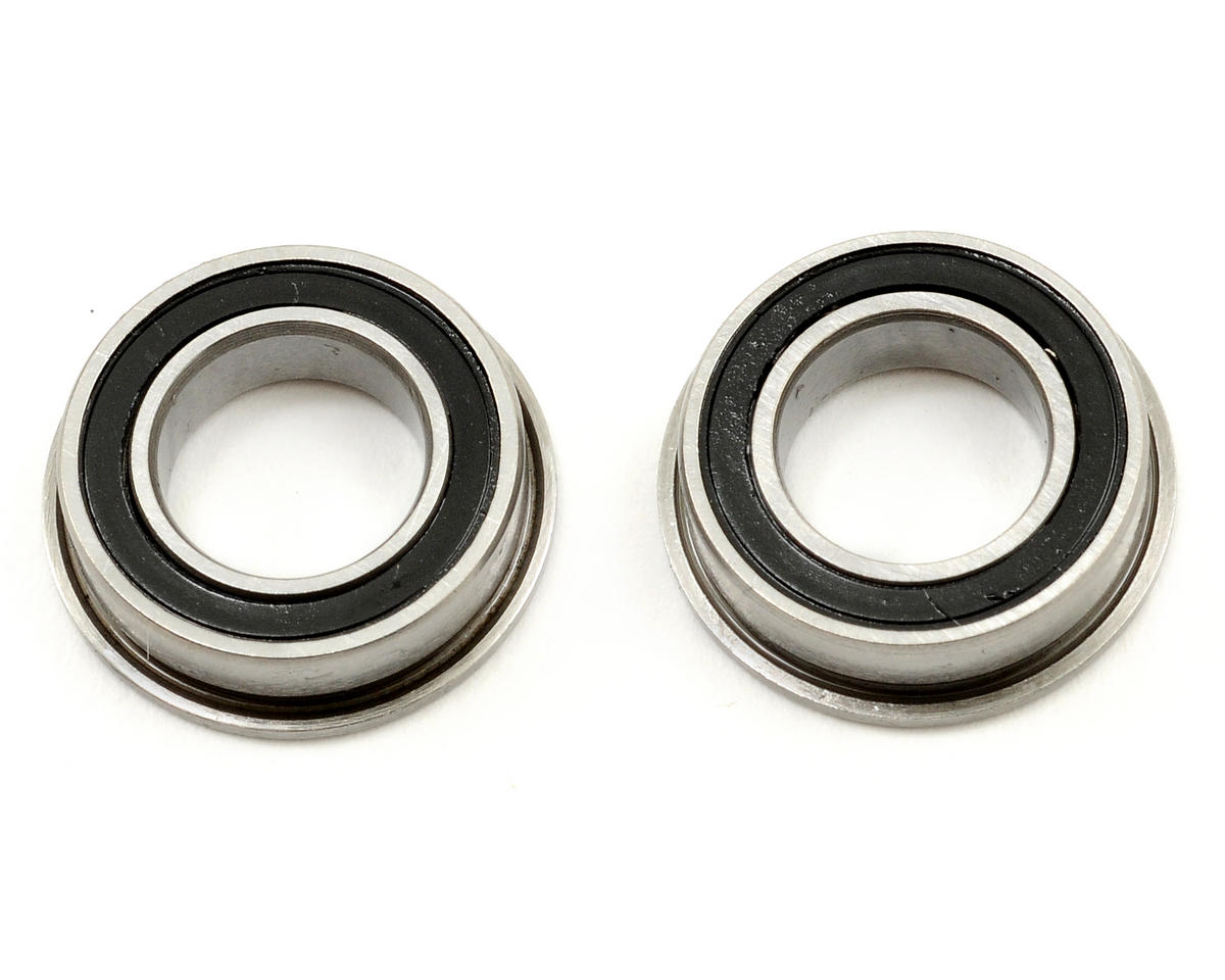 Team Durango 8x14x4mm Flanged Ball Bearing Set (2)