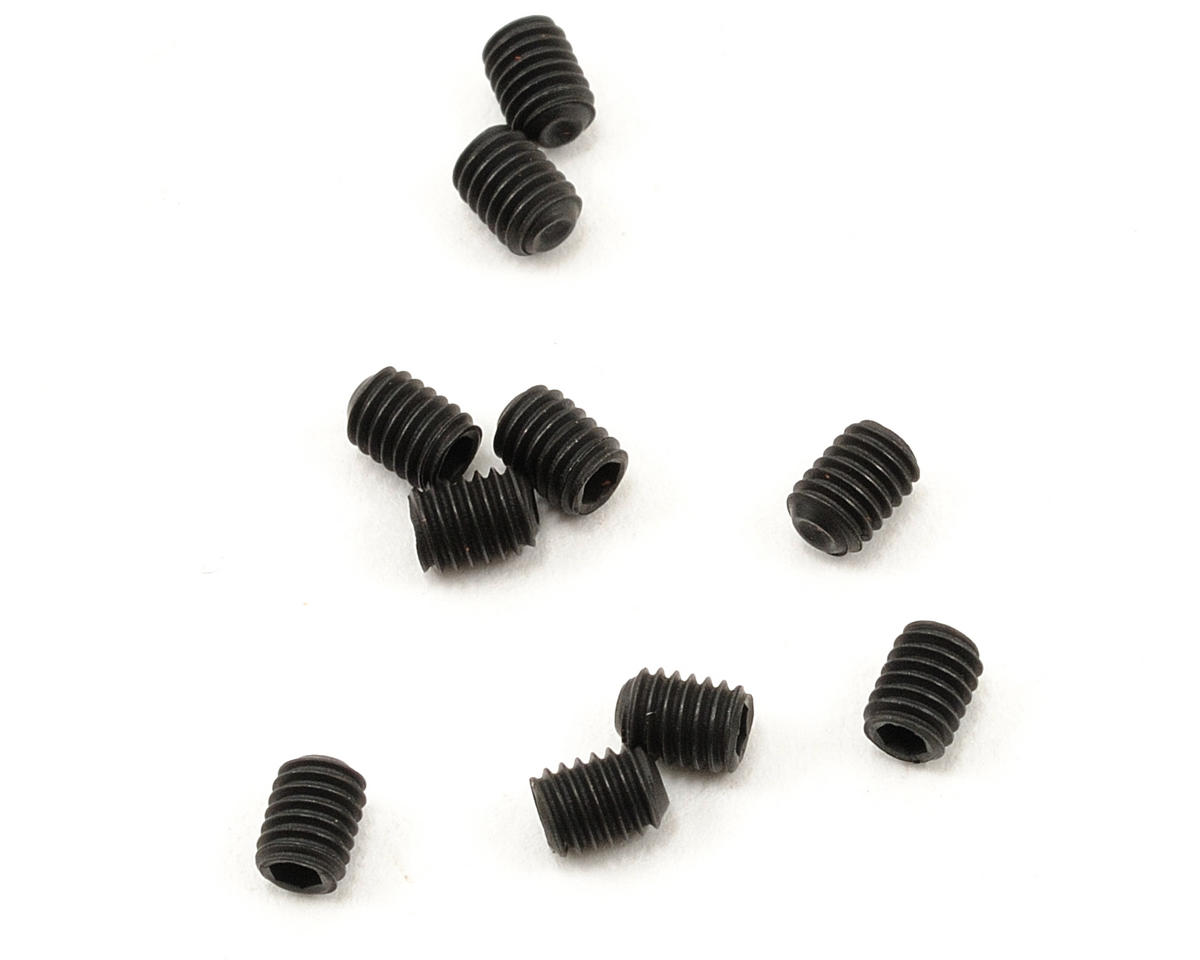 Team Durango 3x4mm Set Screw Set (10)