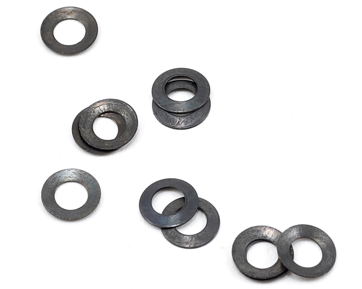 Team Durango 3x8x0.5mm Cone Washer (20)