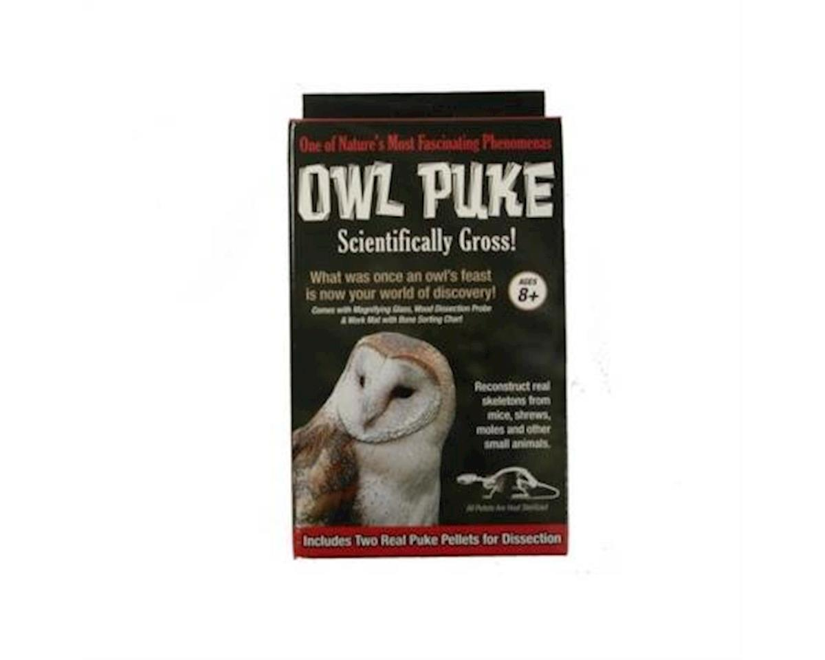 Owl Puke Kit