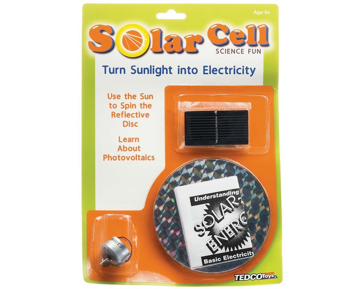 Tedco  Solar Science Kit (6)