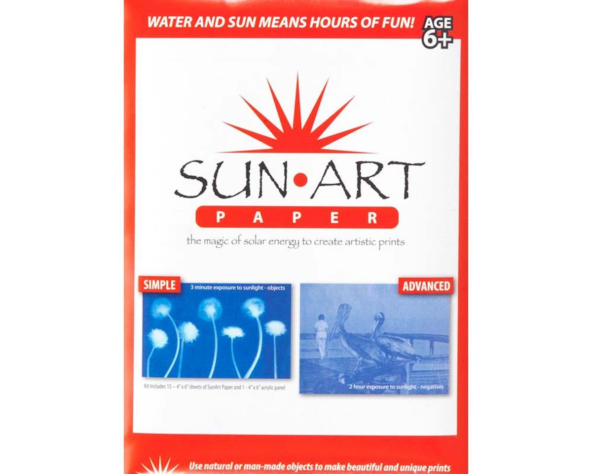 "Tedco 88050 SunArt Paper Kit 4x6"""