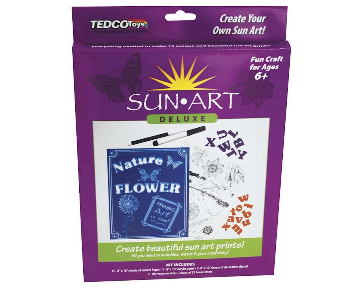 Tedco 88054 Sun Art Deluxe