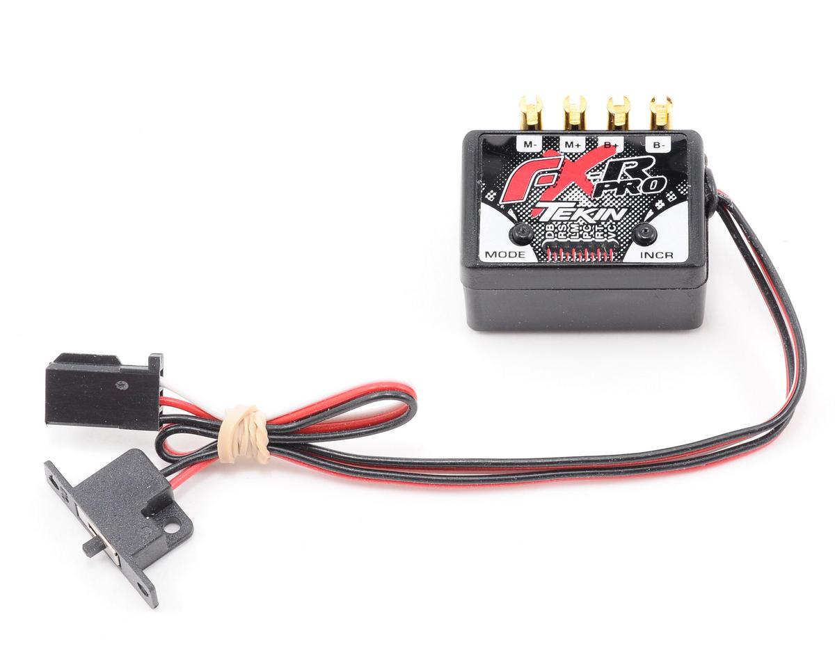 Tekin FXR Pro Forward/Reverse Crawler ESC
