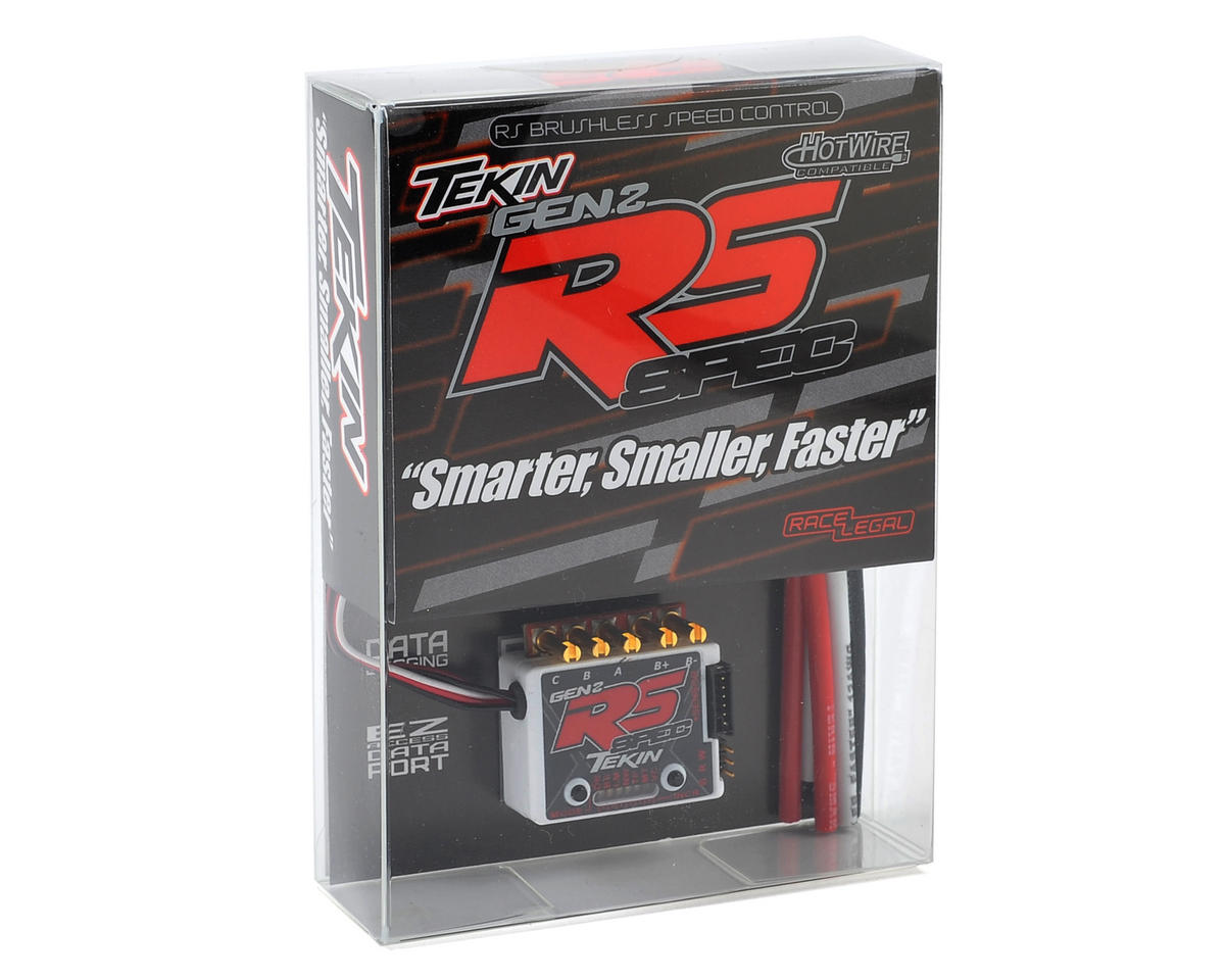 Tekin RS GEN 2 SPEC Sensored Brushless ESC