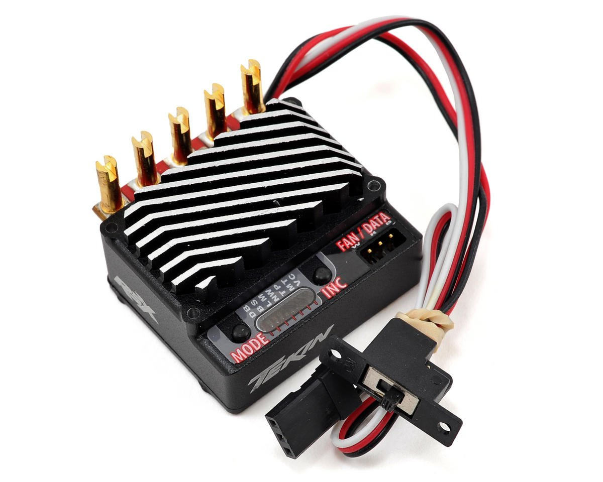 RSX Sensored Brushless ESC by Tekin