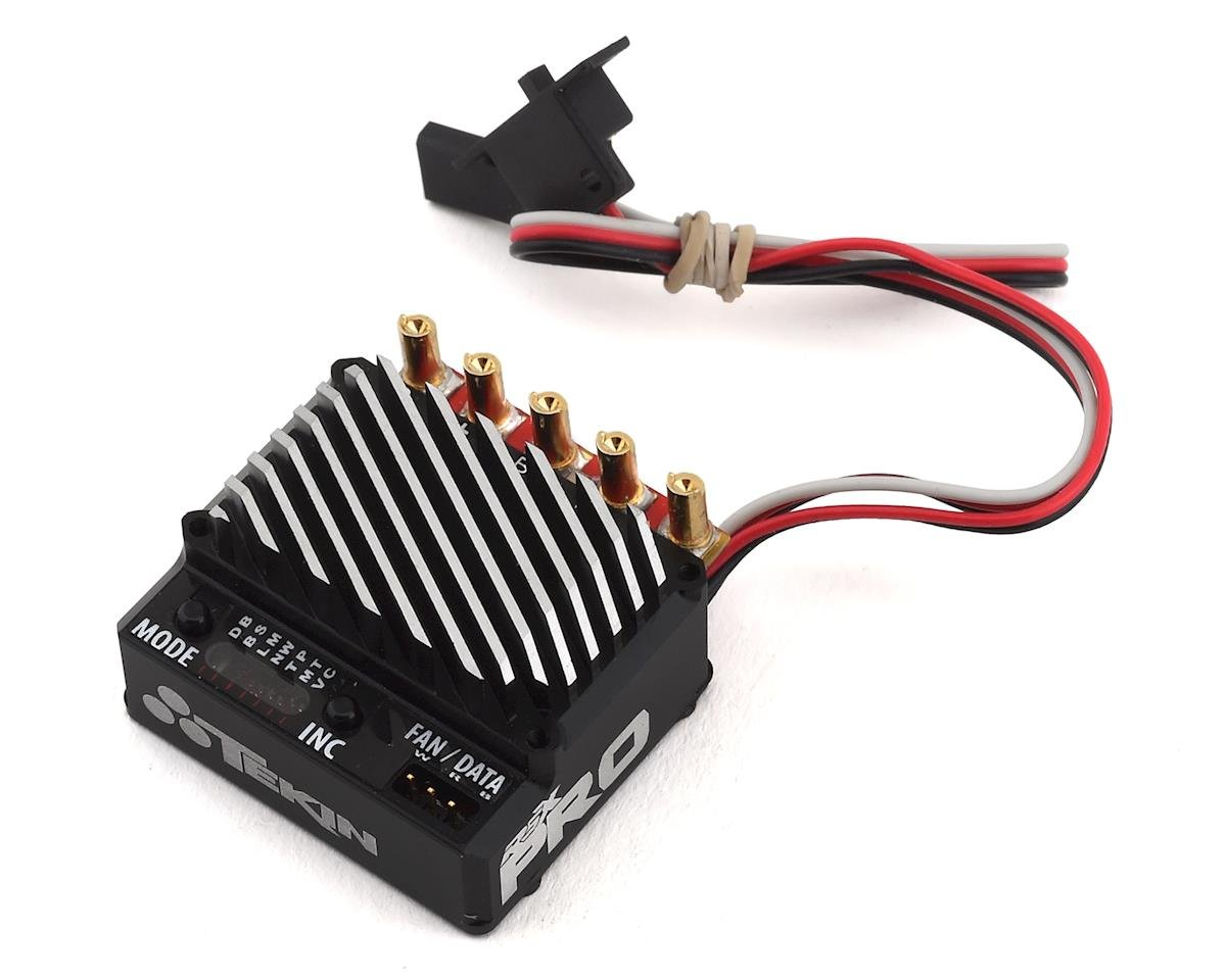 Tekin RSX Pro Sensored Brushless ESC | relatedproducts