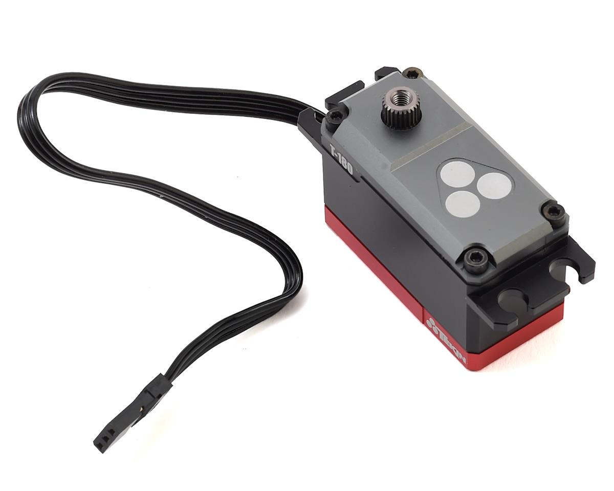 Tekin T-180 Low Profile Digital Hi-Torque Programmable Servo (High Voltage)