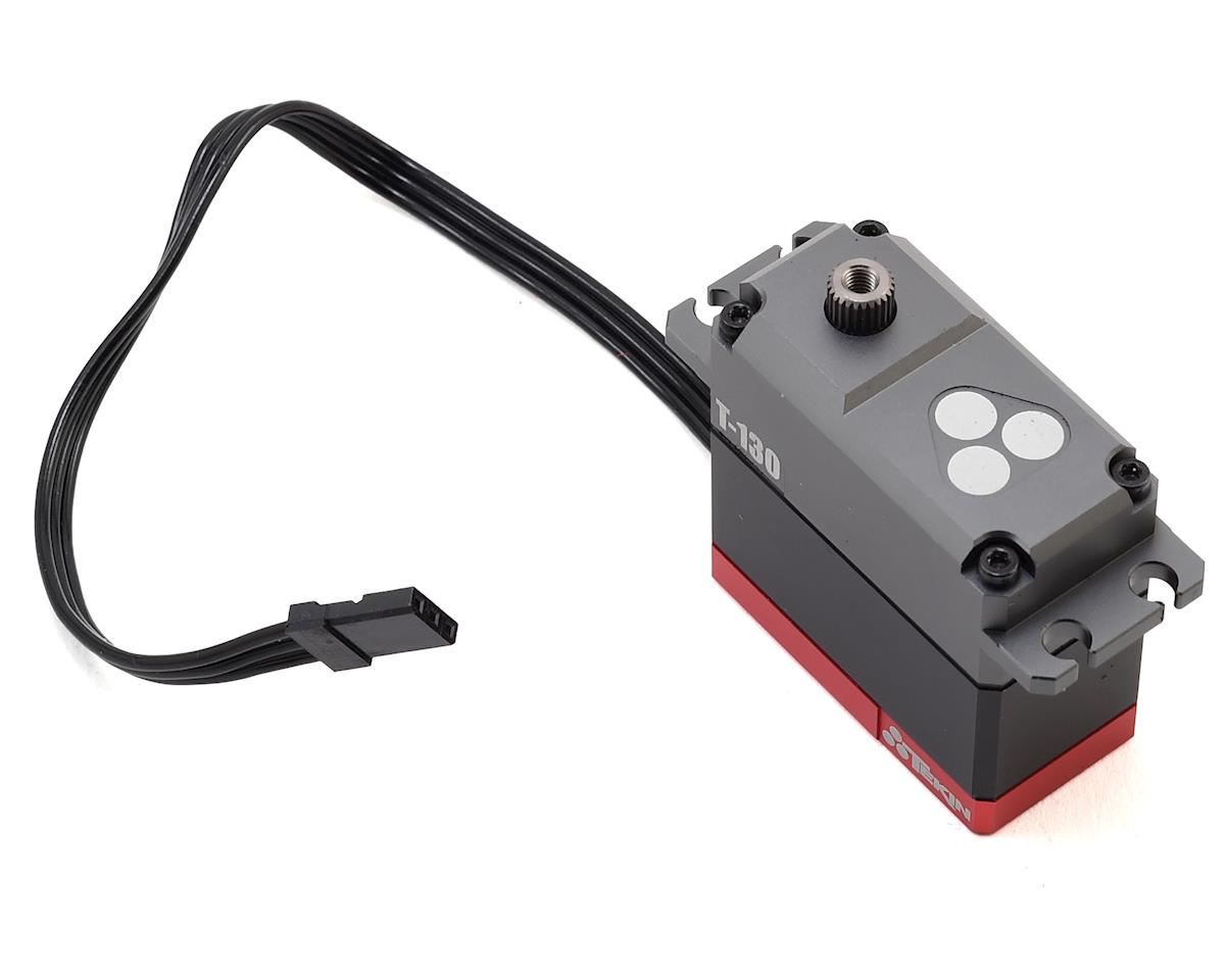 Tekin T-130 Digital Hi-Speed Programmable Servo (High Voltage)