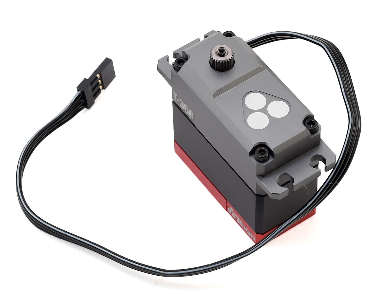 Tekin T-360 Digital Hi-Speed Programmable Servo (High Voltage)