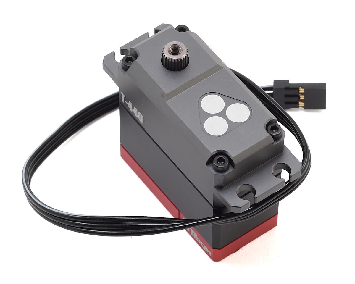 Tekin T-440 Digital Hi-Torque Programmable Servo (High Voltage)