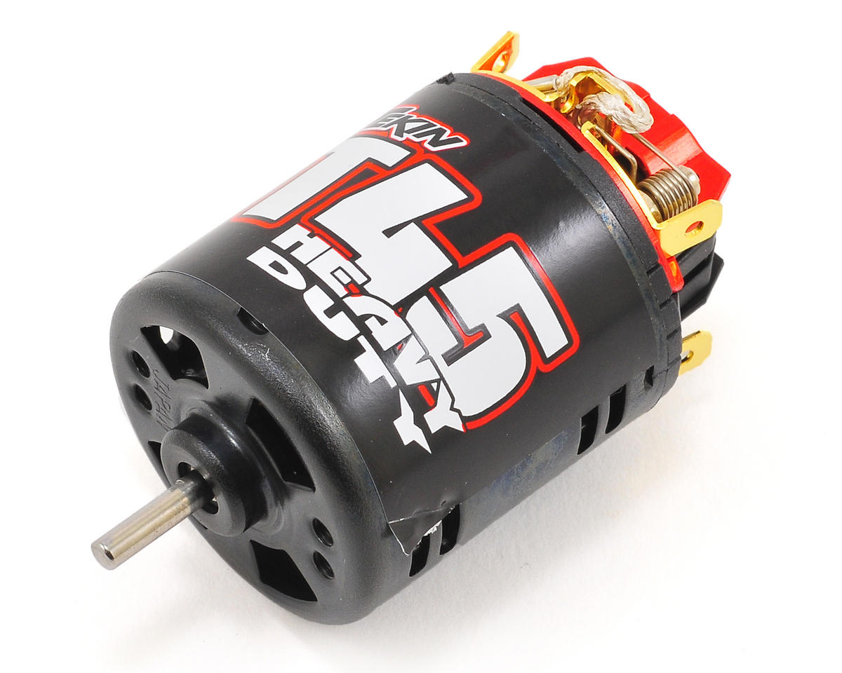 HD T-Series Rock Crawler Brushed Motor (45T) by Tekin