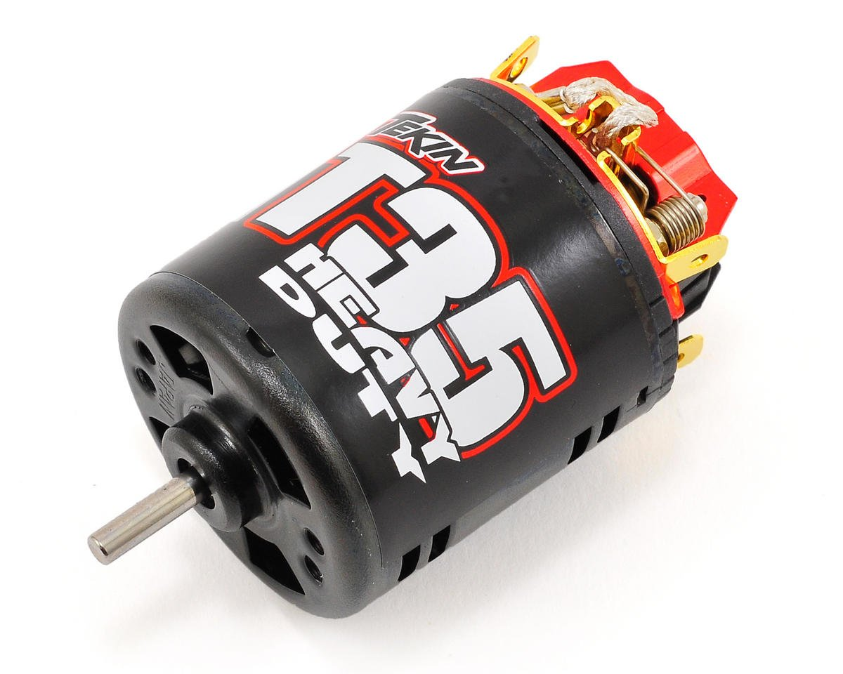HD T-Series Rock Crawler Brushed Motor (35T) by Tekin